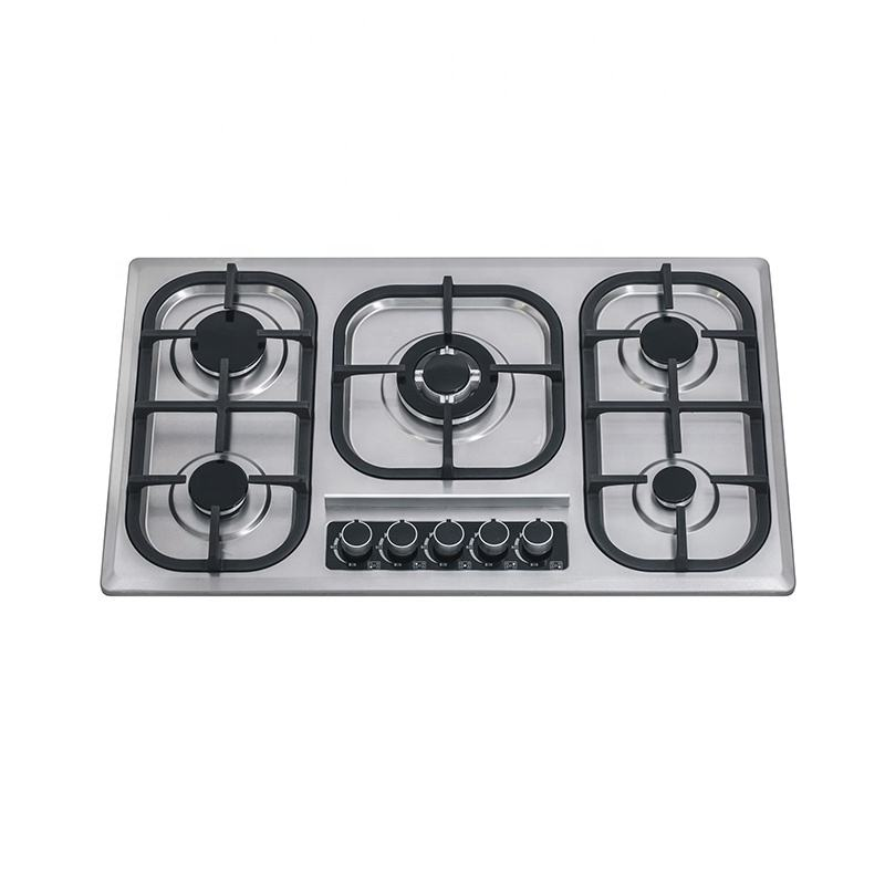 2020 Excellent quality and fashion cheap 5 burner built in gas cooktop