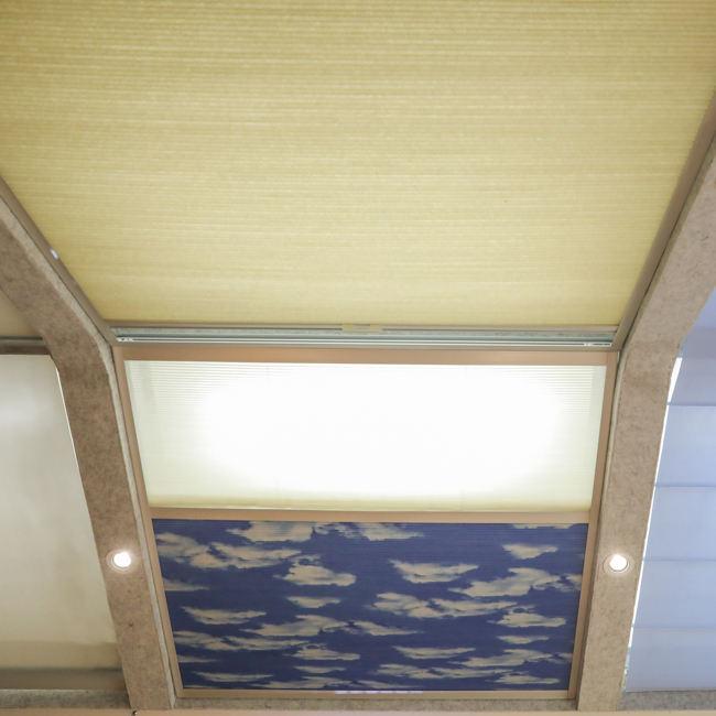 Горизонтальный Skylight соты электрический умный skylight сотовые окна <span class=keywords><strong>снаружи</strong></span> <span class=keywords><strong>жалюзи</strong></span>