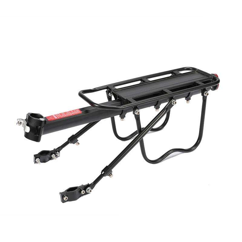 Best Selling Universal Aluminum Bike Luggage Carrier Bicycle Rear Rack