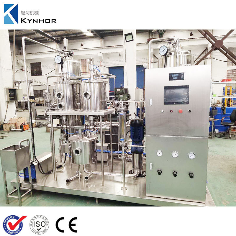 Carbonated Beverage Soda Water Mixing / Sparkling / Carbonation Machine/Mixer/ Carbonator