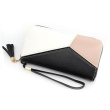 China factory hot sale fashion women wallets leather women purse ladies