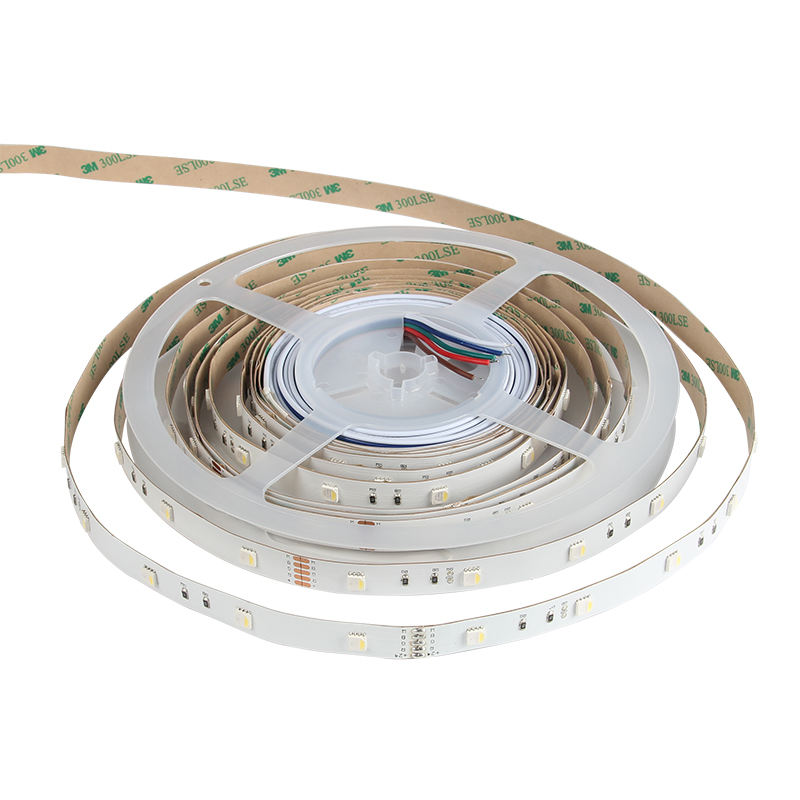 "5050 RGB 30Led 12V Tira De Luces Colores Smd 50ft 5 Meter Interne Para Pantalla De <span class=keywords><strong>50</strong></span> ""Rca LED Licht Streifen Band"