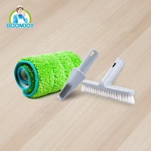 360 degree swivel mop head  Instant atomization and dry Spray mop-sunrise
