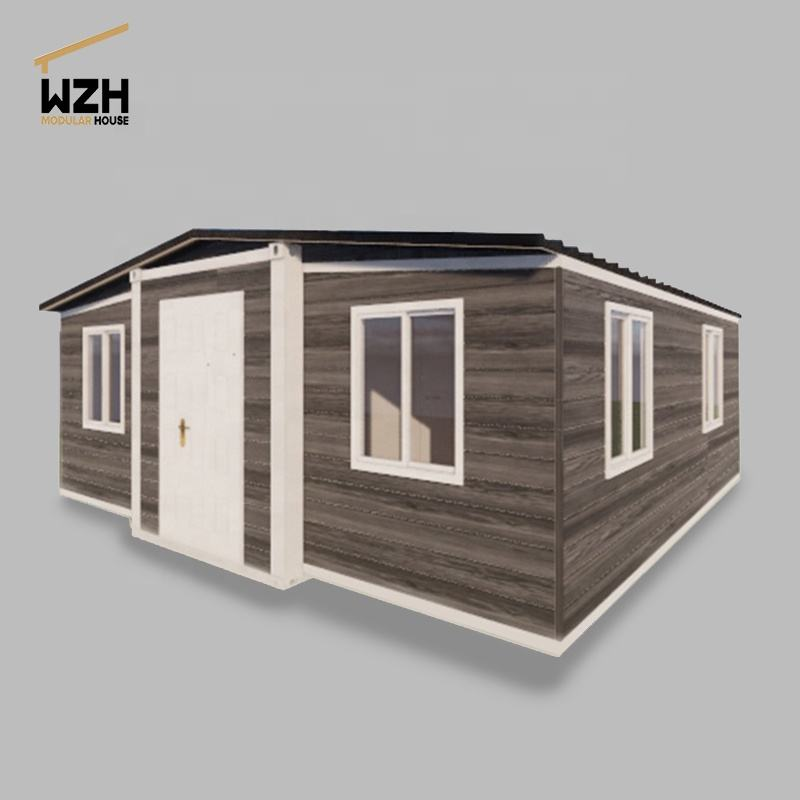 Hot sale luxury flat pack china foldable folding container house