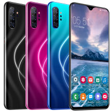 6.7 inch Dewdrop Global SuperCharge unlocked as Note20 Pro design Smartphone Octa Core 6GB+128G Mobile Phone Android Cell Phone