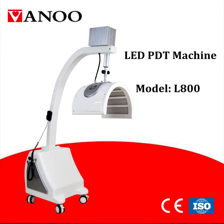 China First PDTLED Light therapy manufacturer Biological light acne removal skin rejuvenation 1680pcs lamps LED PDT machine