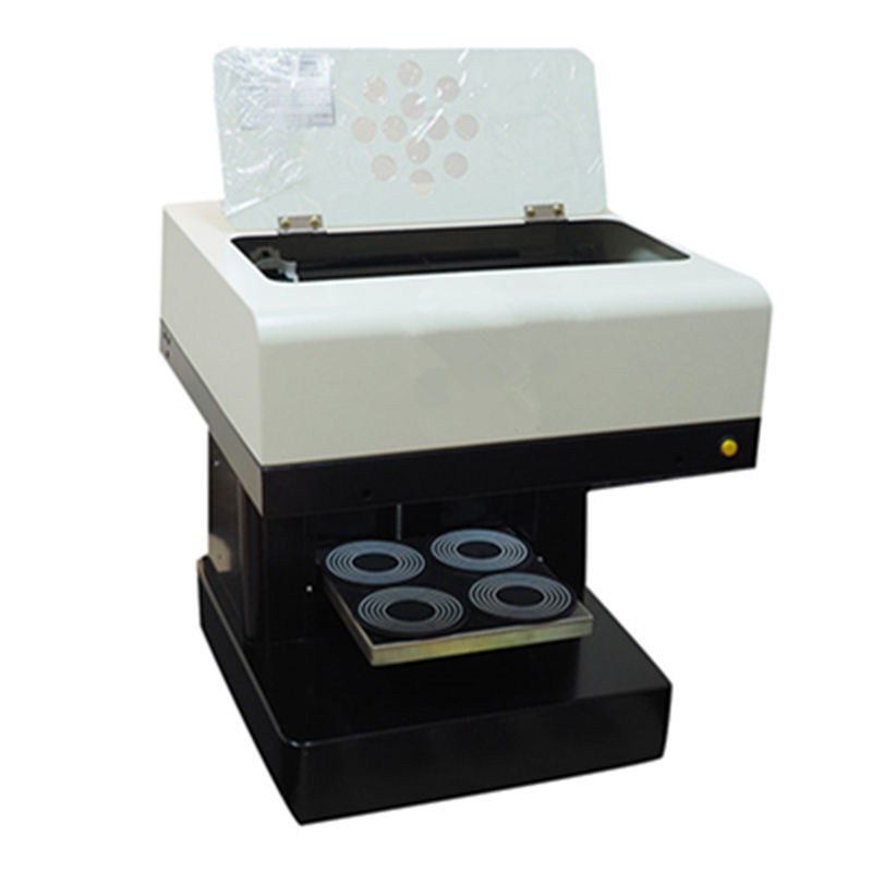 Best price 1 cup HD 3D USB coffee pull flower tea drink cake coffee printer digital machine