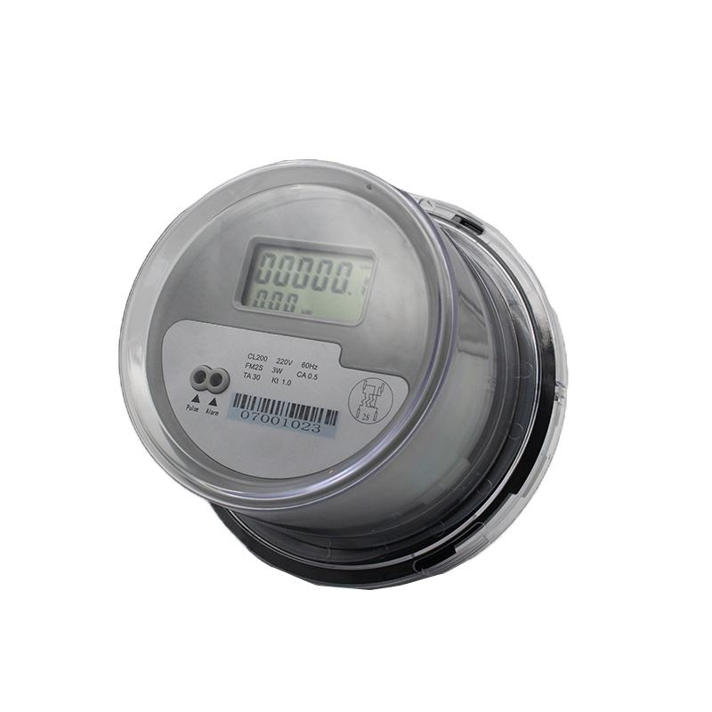 Hot Selling Great Price Round Electrical Energy Meter Supplier