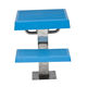 Two steps Stainless Steel Fina standards portable pool starting block