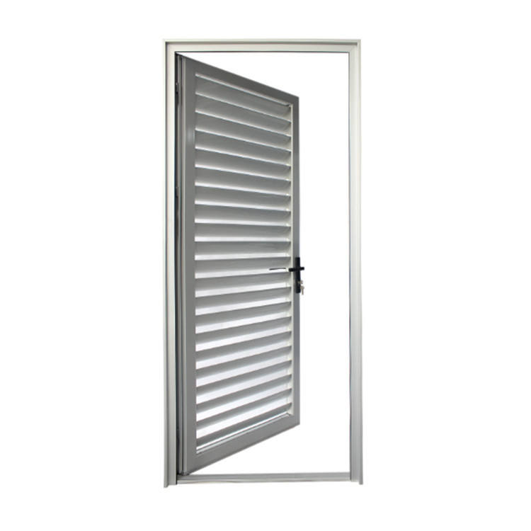 Interior Security Outside Aluminium Shutters Window Outdoor Built-In Windows With Shutter