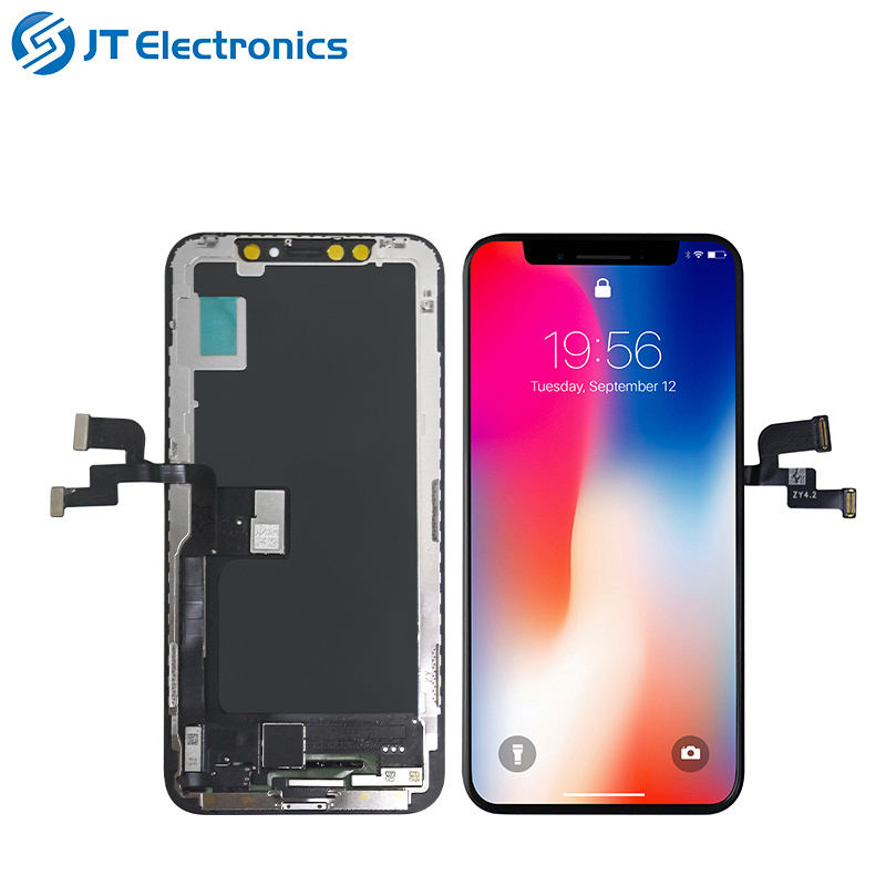 Original Mobile Phones Lcd Digitizer For iPhone X Oled Lcd Touch Screen Display Assembly