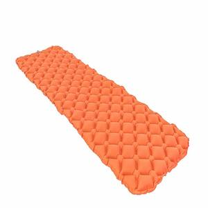 low price washable luxury portable camping air mattress inflatable sleeping pad for camping mat with high quality