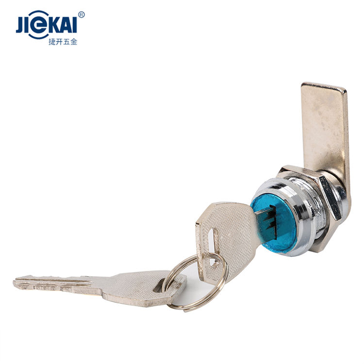 JK5077 Zinc Alloy OEM Drawer Cylinder Cam Lock For Furniture