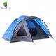 Three-season Tent [ Tent Camping ] Camping Dropship Tent Geertop Outdoor Travel 4 Person Luxury Waterproof Portable Tent For Camping