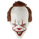New Men's Horror returning soul clown Mask for Halloween party Costume Props latex mask