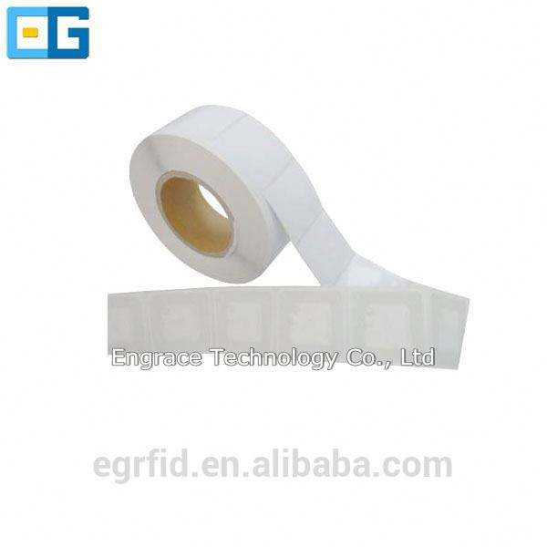 13 5*5mm special size economic cheap high performance mini rfid label tags
