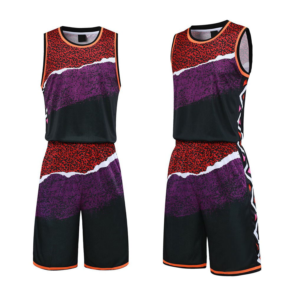 Best UK Cheap Reversible Quick Dry Custom Design Basketball Practice Tracksuit Outdoor Dream Team Basketball Jersey For Print