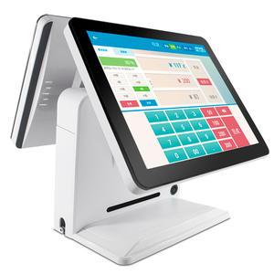 In Voorraad 15.6 ''Touch Screen China Pos Elektronische Terminal Kassa Machine