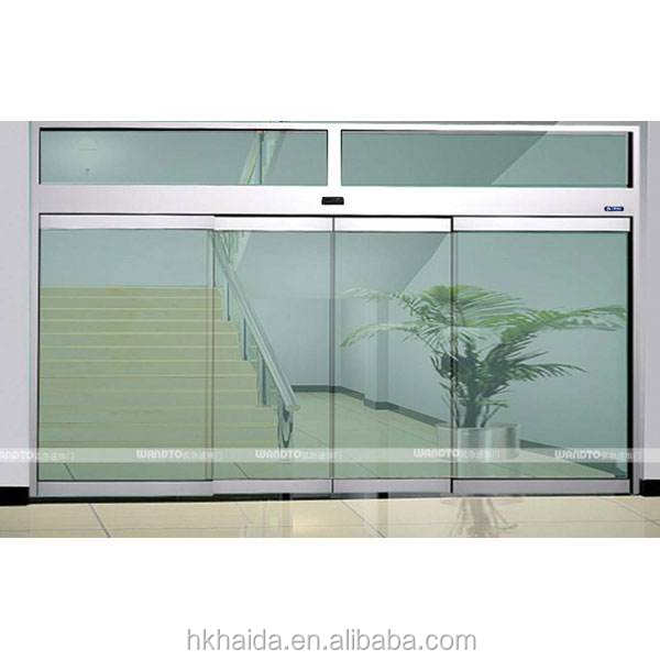 Factory Price Directly Sell Automatic Sliding Door System with Sensor for Glass Door HD-150