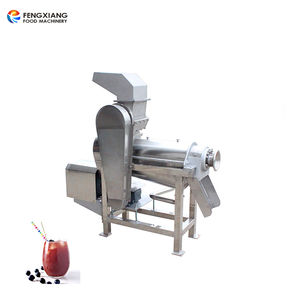 Pomegranate Seed Peeling Machine Automatic Pulp Splitter Passion Fruit Peeler Screw Juicer Purple Extractor Making Machine