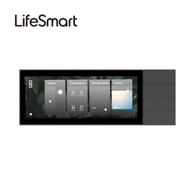 LifeSmart Nature smart home control panel automation control system