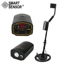 Smart Sensor AR944M Metal Detector UnderGround Depth 1.8m Scanner Finder Tool for Gold Digger Treasure Seeking Hunter