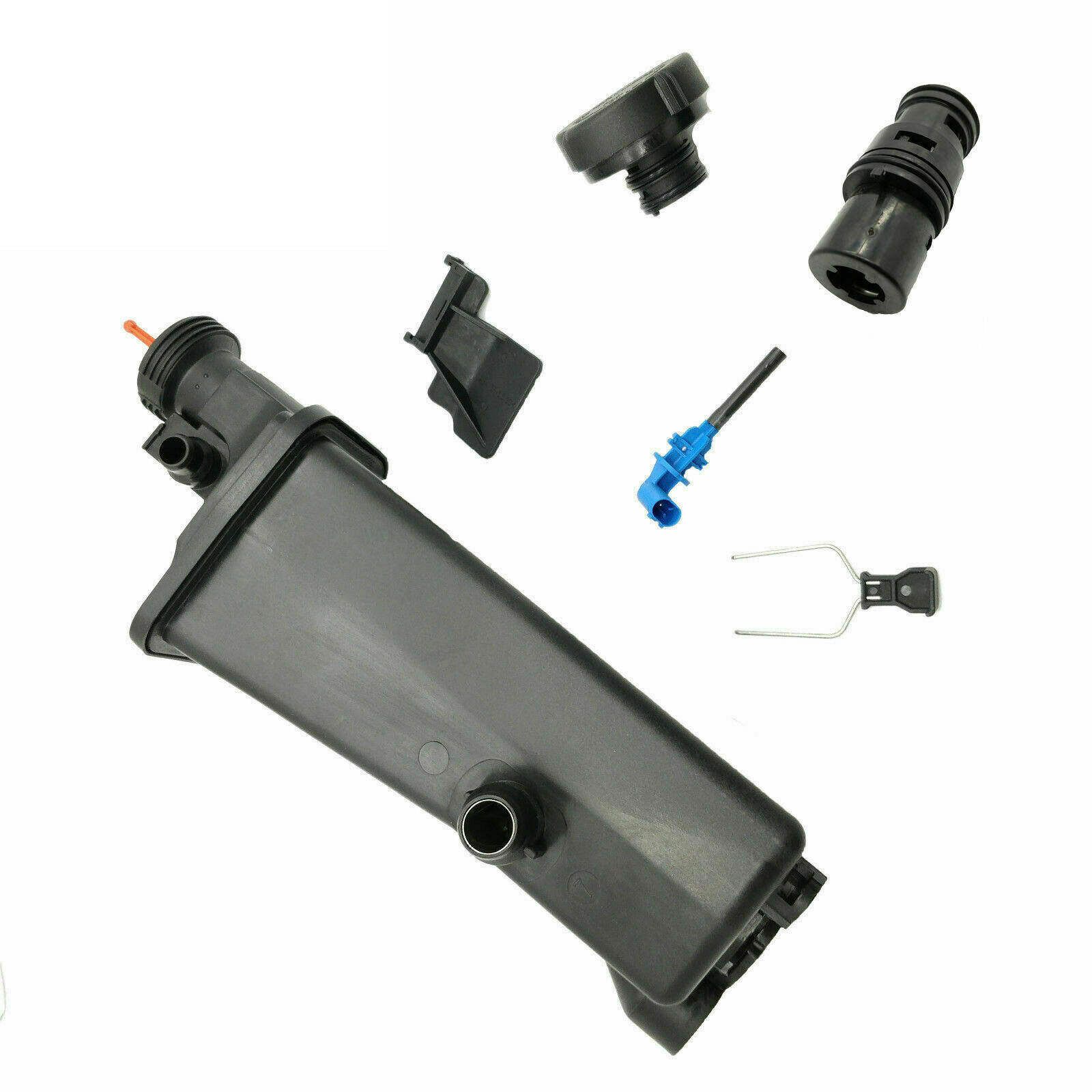 New Coolant Overflow Expansion Tank <span class=keywords><strong>Reservoir</strong></span> passt BMW-S E46 323 325 328 E53 X5 E83 X3 17137787039, 17111436413, 17117573781