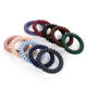 Wholesale High Quality Telephone Wire Hair Band Spiral Hair Coils Elastic Hair Ties For Distributor And Retailer