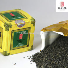 China green tea 4011 in 100g box for Morocco