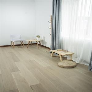 high quality 15mm thickness white oak parquet multi-layer engineered Wood Flooring