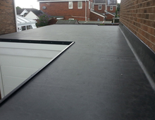 single-ply EPDM rubber waterproof roofing membrane