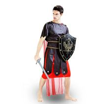 Adult Party Cosplay Costumes Halloween Costumes Ancient Rome General Warrior Costume
