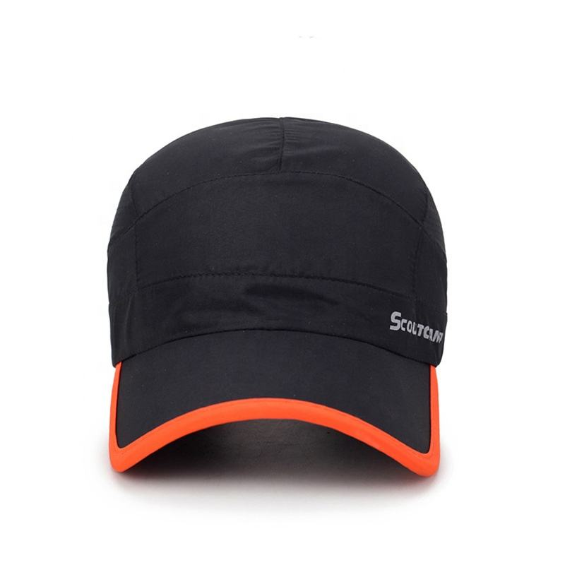 100% Polyester [ Caps Cap ] Quality Caps Custom 100% Polyester Running Baseball Sports Caps Laser Breathable Baseball Cap