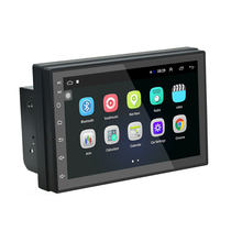 Android 8.1 Double Din Car Stereo Navigation Bluetooth 1G 16G Touch Screen Car Multimedia Radio Support Mirror Link Play