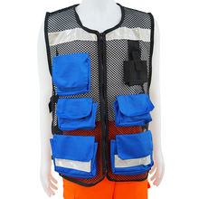 Outdoor Multifunction Multi-pocket fishing vest