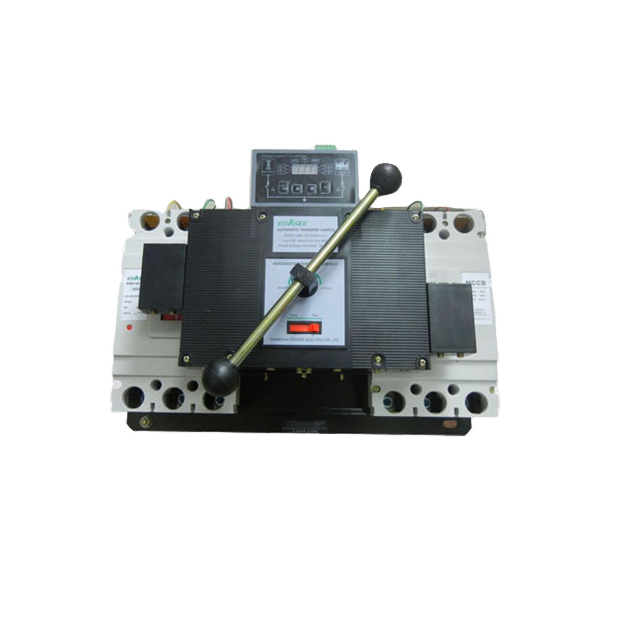 3 phase electrical circuit 63A, 100A, 225A, 400A, 630A, 800A, 1250A 440V AC 50Hz automatic transfer switch for generator