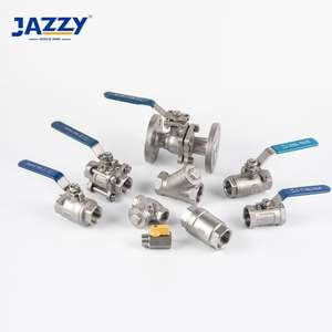 Jazzy factory direct high pressure NPT female threaded ss304 ss316 stainless steel valvestainless steelhigh pressure