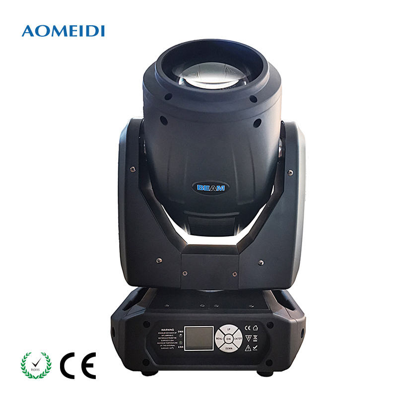 2019 New Hot Wedding DJ Event Club PowerCon in out Stage Lighting Beam 250 Moving Head Sharpy Light