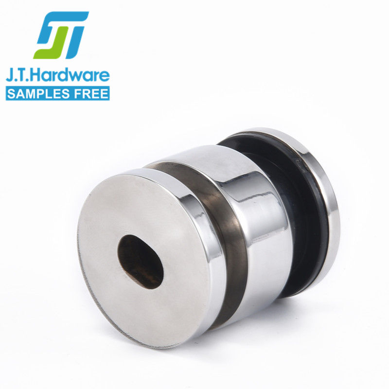 Factory Direct Sale Stainless Steel 304 316 Single Point Fixing Adjustable Wall To Glass Connector