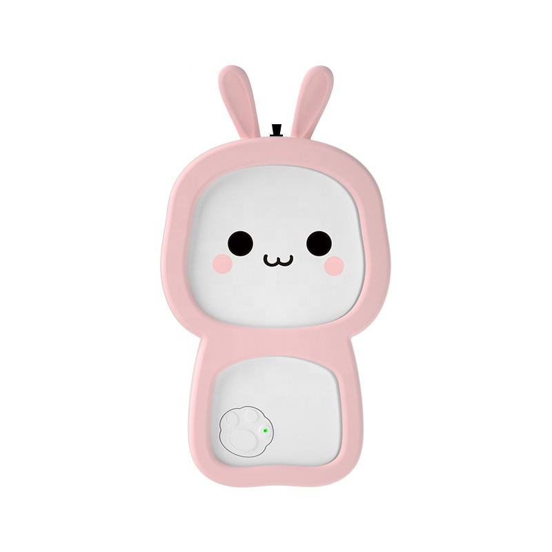 Cartoon ions air purifier Christmas gift per children wearable air cleaner