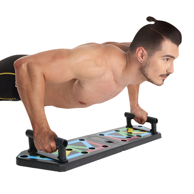 Best Adjustable Fitness Exercise Push-ups board multi-function push-ups trainer