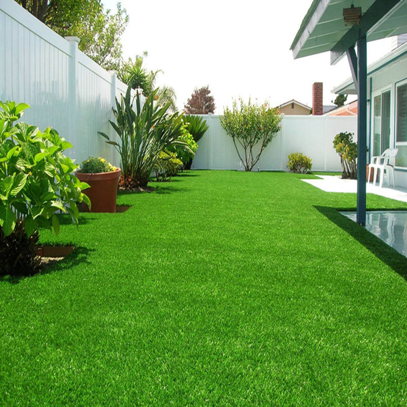 Free Samples guangzhou landscaping artificial turf cheap garden artificial grass