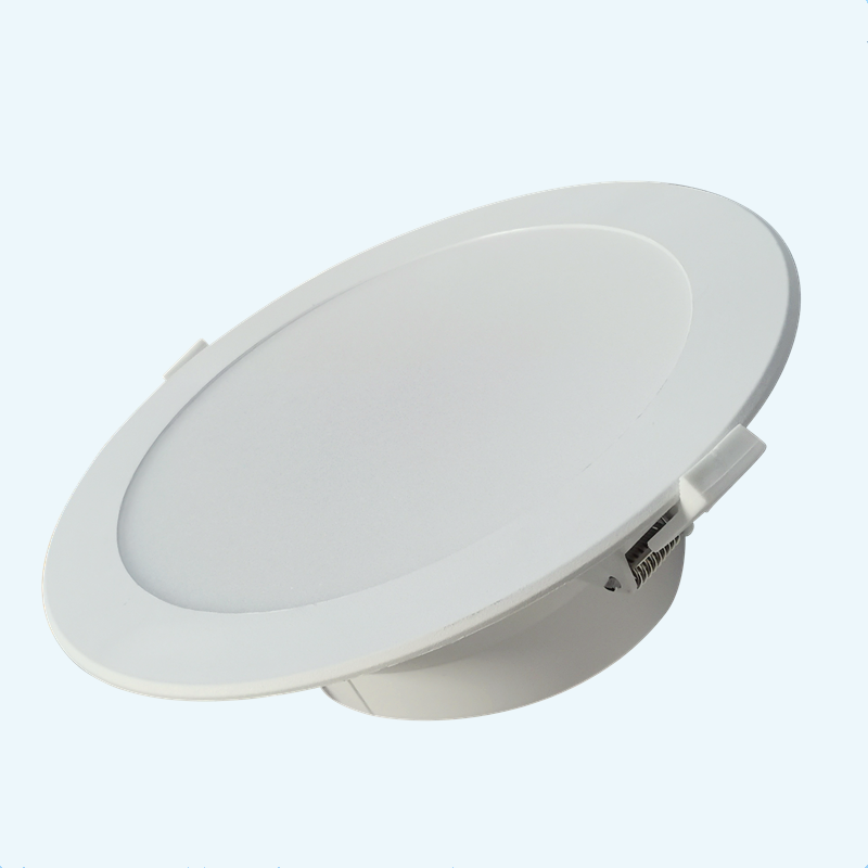 Banqcn 6.3 인치 스마트 Recessed Downlight Zigbee RGB dimmable Alexa Google Assistant와 호환 18W 1080LM
