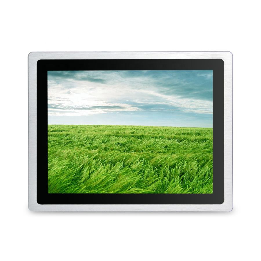 Same Style 10 10.4 12.1 15 17 19 21.5 Inch Resistive Touch Screen Monitor Industrial Open Frame Lcd Monitor 22インチオープンフレーム