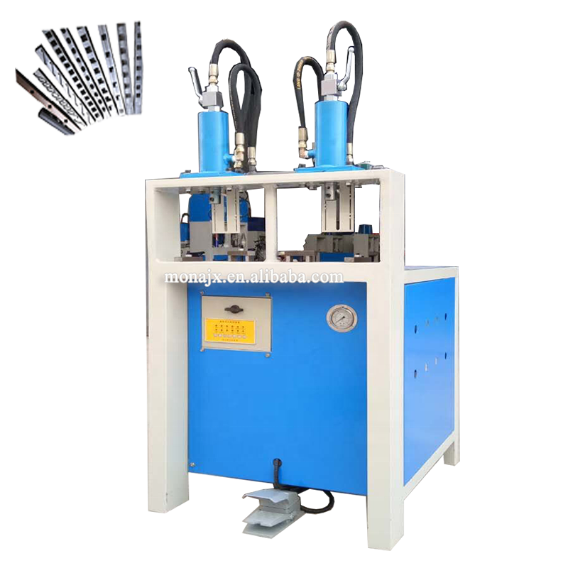 Pipe Hole Punch Cnc Custom Steel Square Tube Punching Machine
