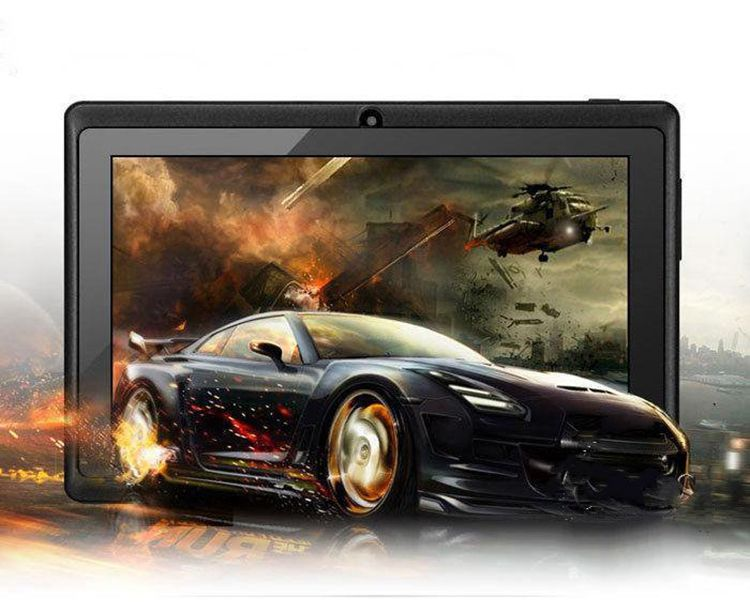 Cheap Tablet 7 inch Quad Core Android A50 Super Smart Pad Q88 Tablet Pc