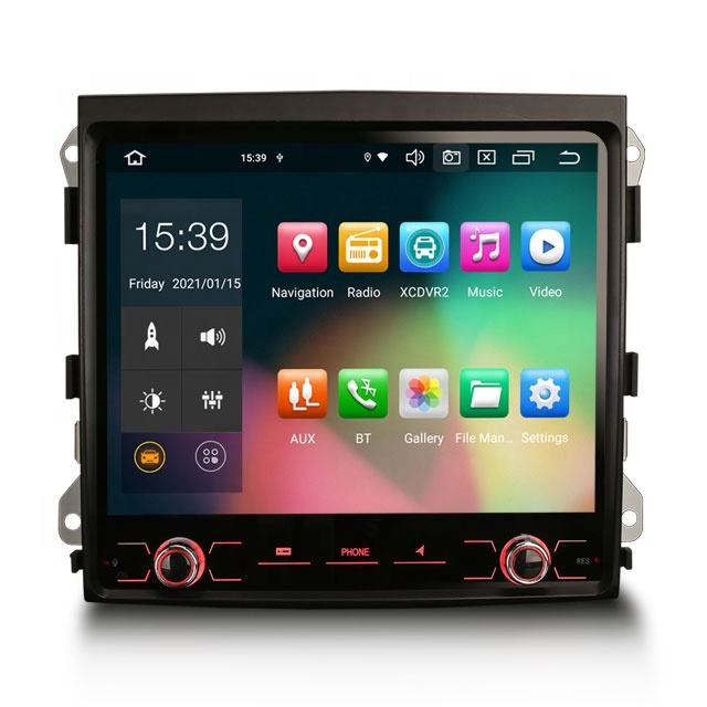 Erisin ES8142C Android Car Dvd Player Với 4 Gam WiFi DAB TPMS Carplay Cho PORSCHE CAYENNE 2010-2017
