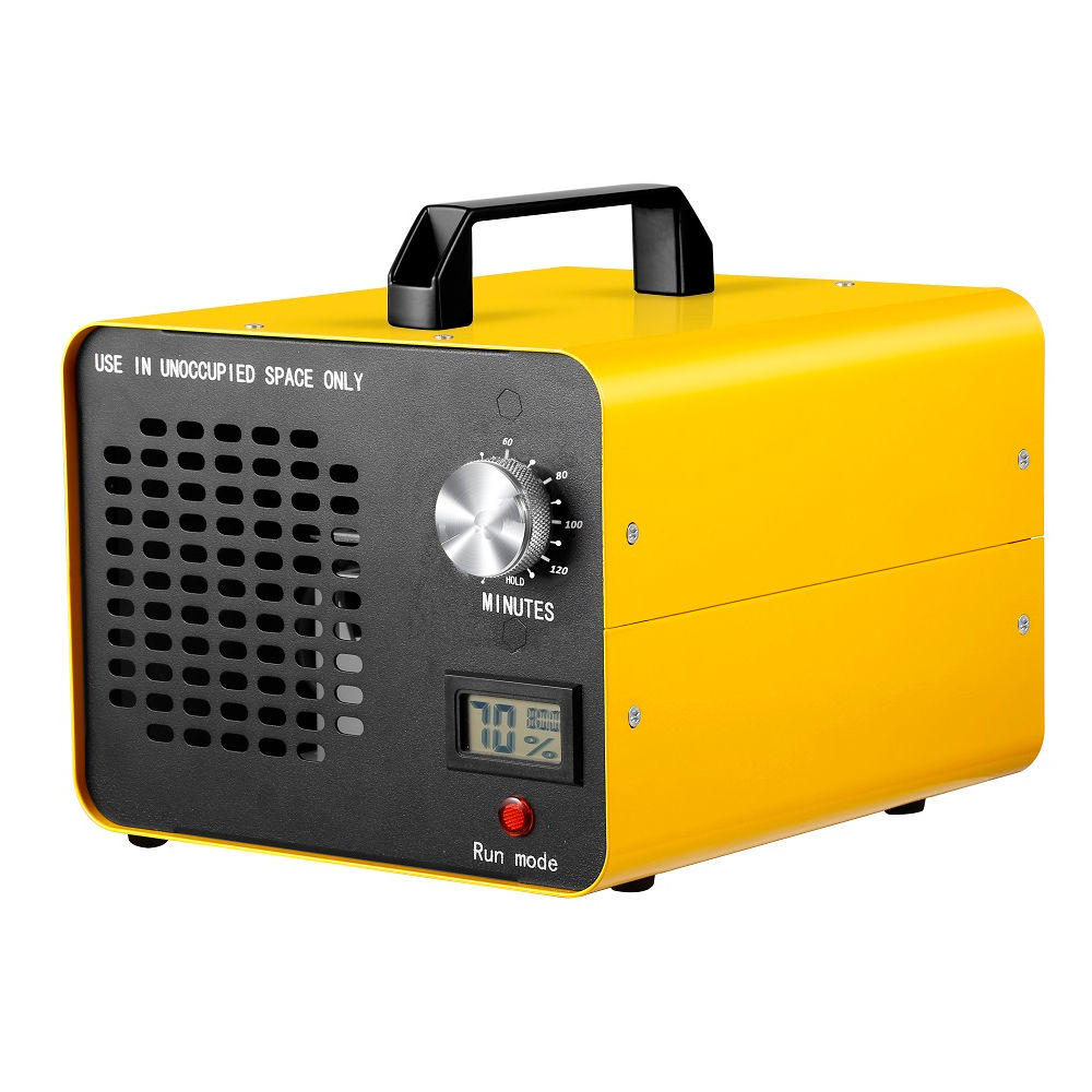Ce Certificate Mini Portable Generation Machine With 120 Minutes Digital Timer Cold Corona Discharge Ozone Generator