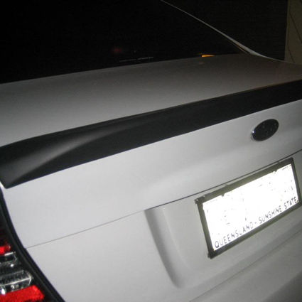 BFB Auto Part Led Light Trunk Spoiler For Subaru Legacy 2005~2009 Other Exterior Accessories