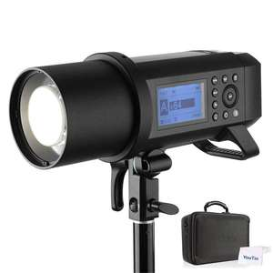 Godox AD400 Pro AD400Pro 400ws GN72 TTL Battery-Powered 1/8000 HSS Outdoor Flash Strobe Light